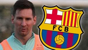 Soccer Superstar Lionel Messi Leaving FC Barcelona