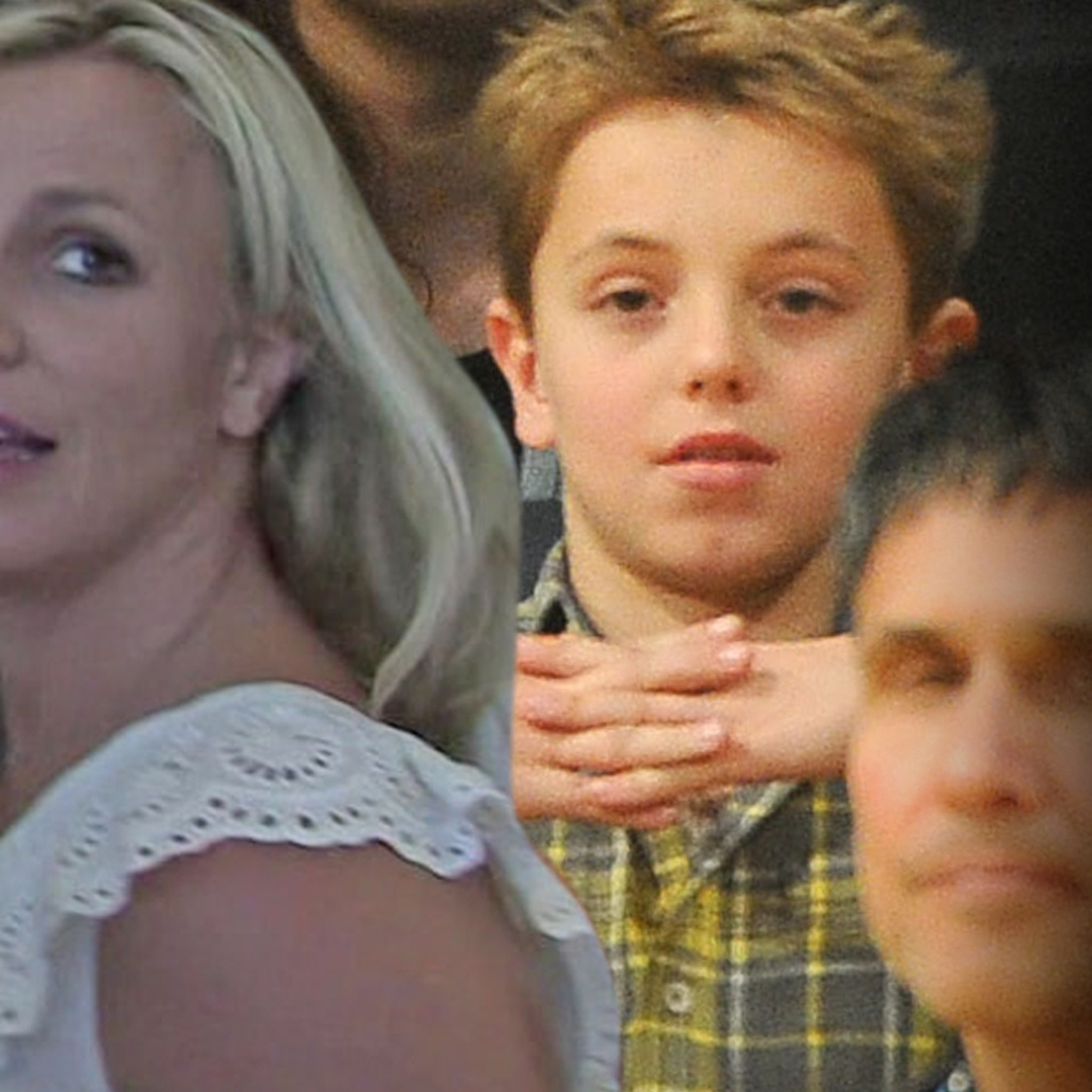 Britney Spears Son Jayden Federline Says Mom May Never Sing Again