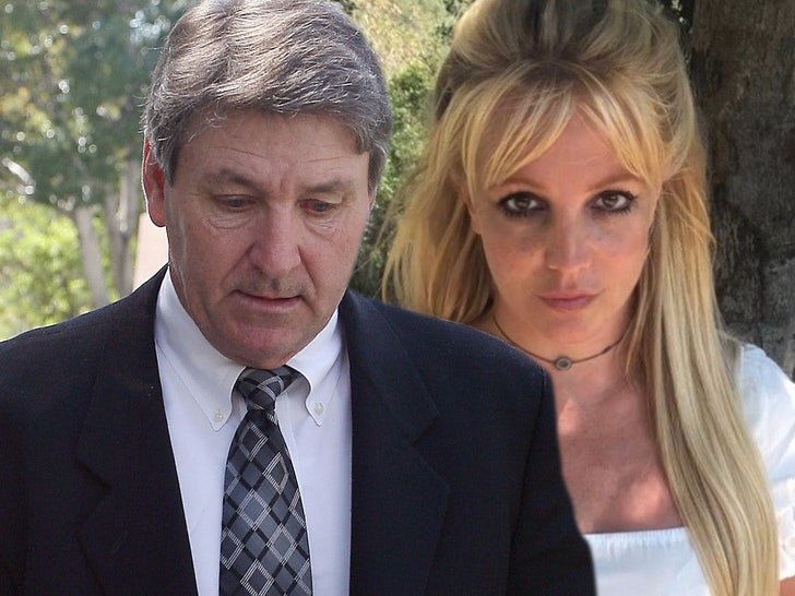 Britney Spears Dad Says Too Soon For Her To Weigh In On Conservatorship