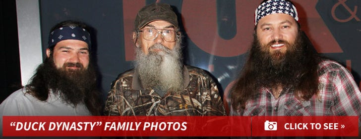 """Duck Dynasty"" Family Photos"