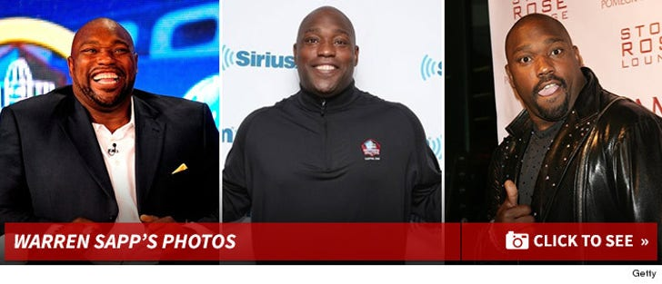 Warren Sapp's Photos