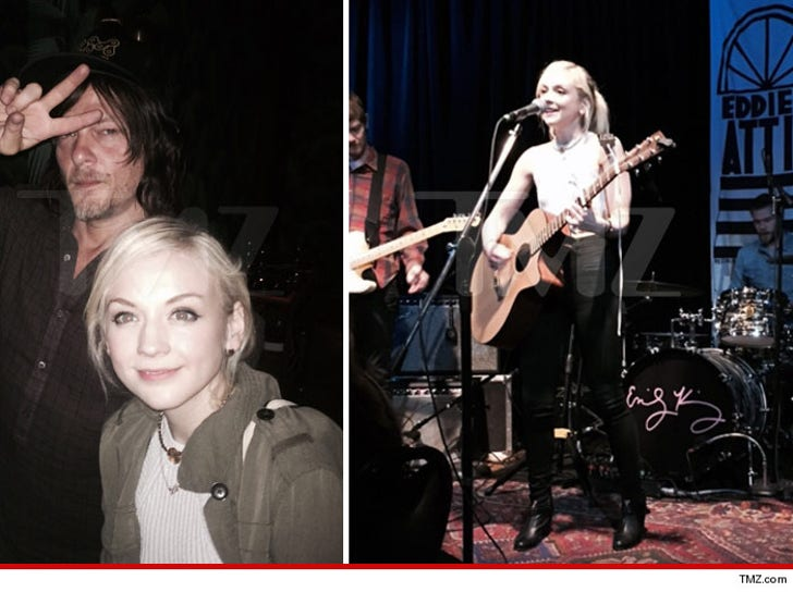 norman dating emily