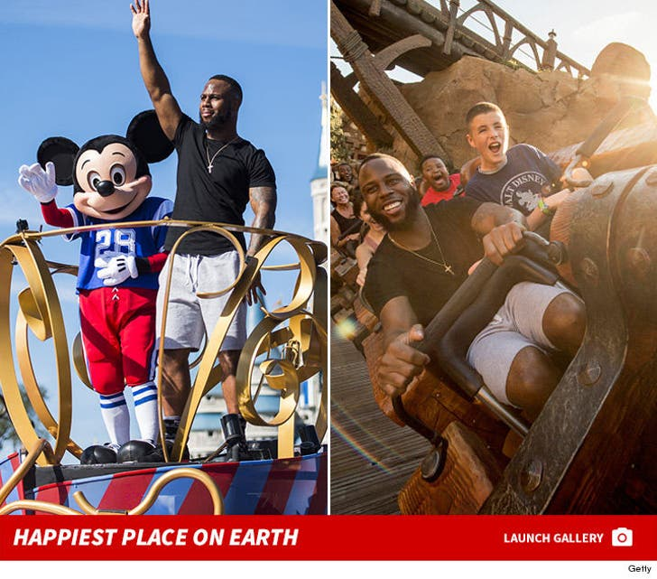 James White -- Happiest Place On Earth