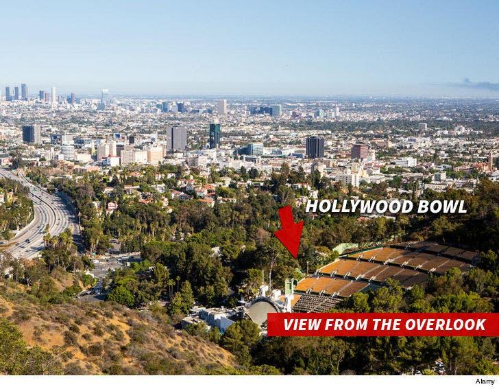 Las Vegas Shooting Forces Drastic Hollywood Bowl Security Measure