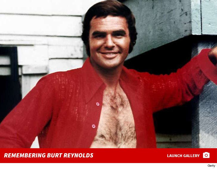Remembering Burt Reynolds