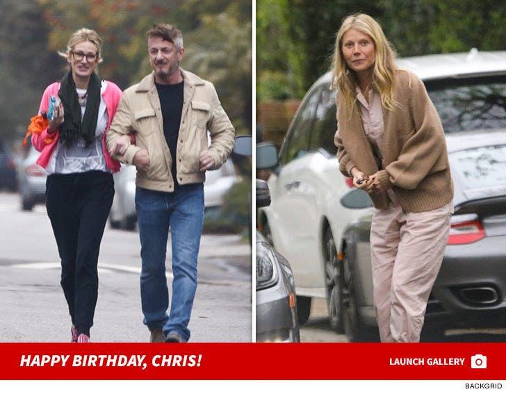 Chris Martin's Birthday