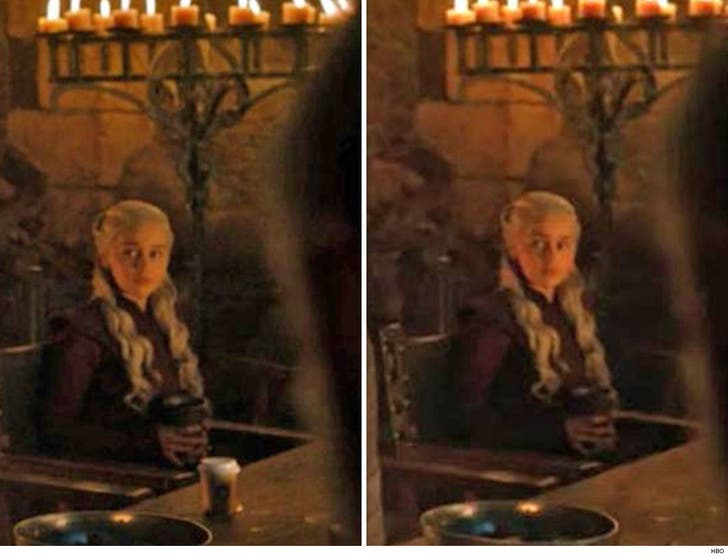 Hbo Removes Infamous Coffee Cup From Game Of Thrones Episode