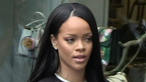 Rihanna's Hollywood Home Broken into for Second Time This Year