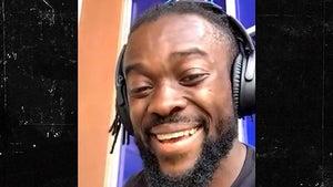 WWE Champion Kofi Kingston Says Jon Jones Has WWE Potential