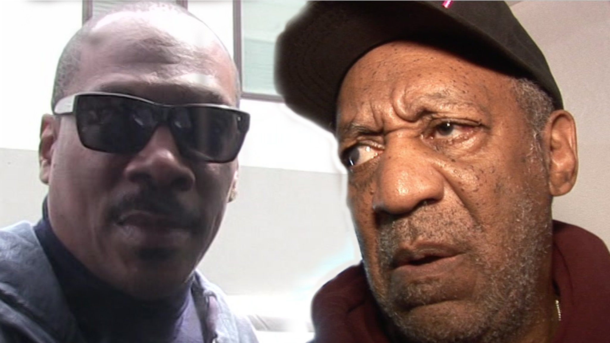 Bill Cosby Slams Eddie Murphy's 'SNL' Joke, Calls Him 'Hollywood Slave'