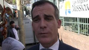 L.A. Mayor Eric Garcetti Sued for Closing Gun Stores