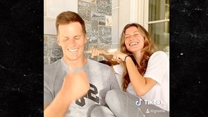 Gisele Says Tom Brady Spends Most Money In Relationship, Most Clothes Too!