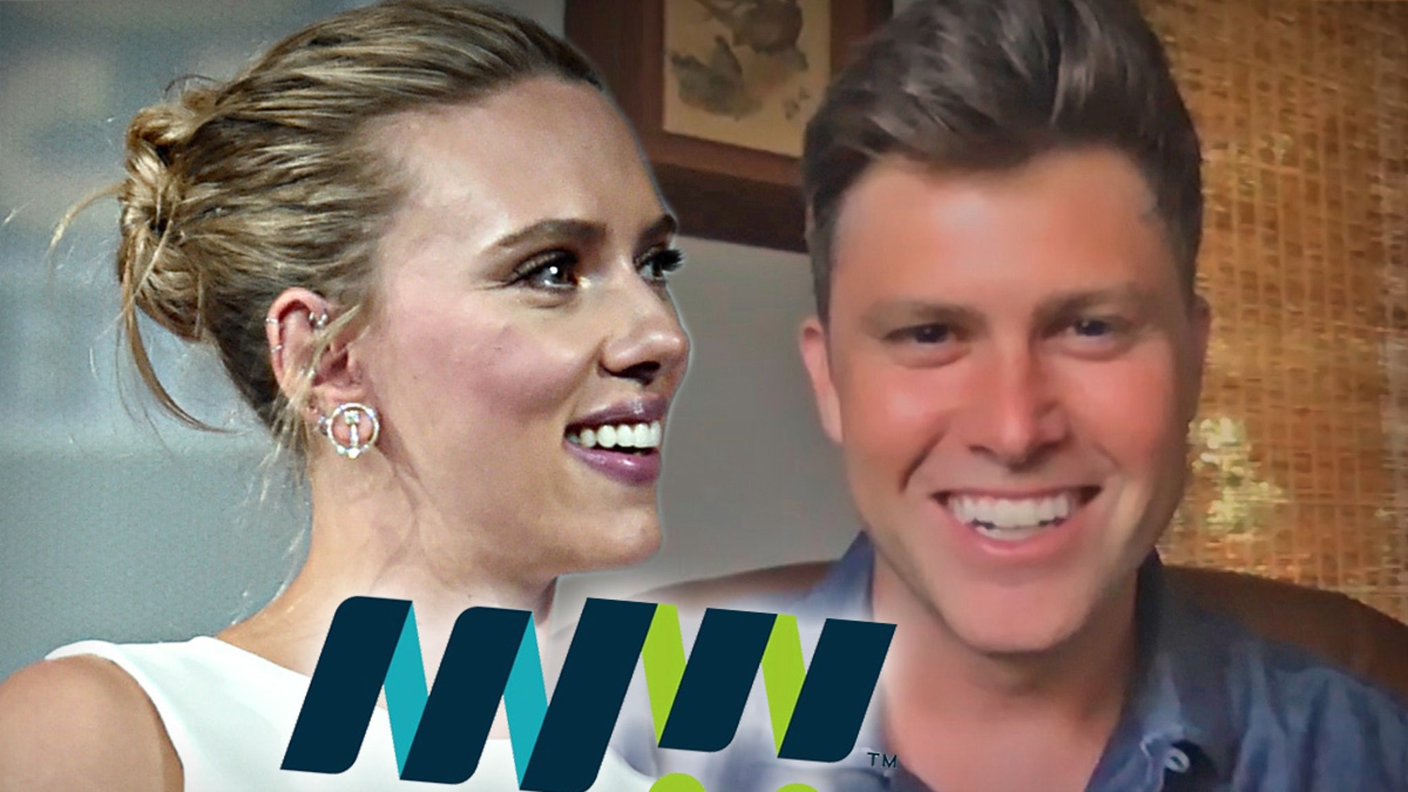 Scarlett Johansson, Colin Jost Wedding News Raises Money for Meals on Wheels