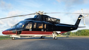 President Trump's Personal Helicopter For Sale, Make an Offer!