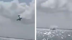 Plane Crashes During Gender Reveal, Killing Two