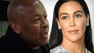 Dr. Dre Denies Estranged Wife's Abuse Claims, Says It's A Money Grab