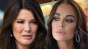 Lisa Vanderpump Sent Restaurant Tab to Archenemy Kyle Richards' Table