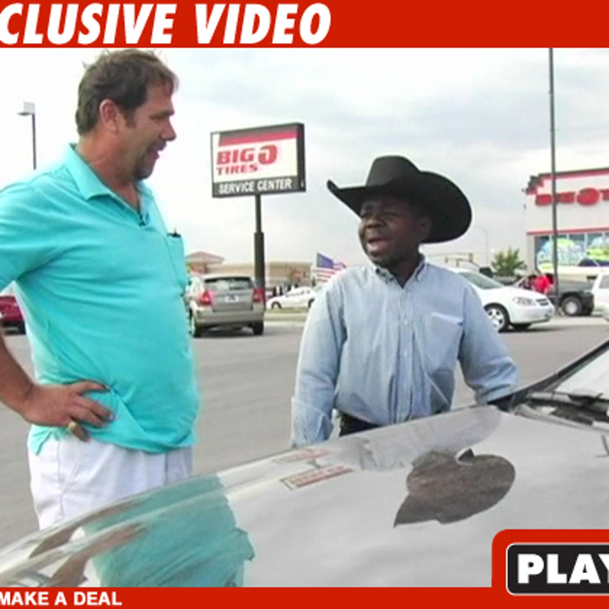 Garys Used Cars >> Gary Coleman Used Car Salesman