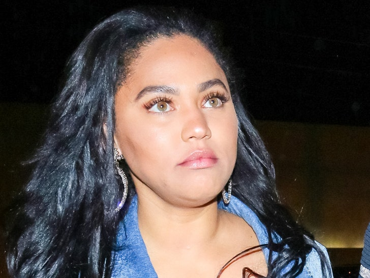Ayesha Curry sued for $ 10 million by Branding Company