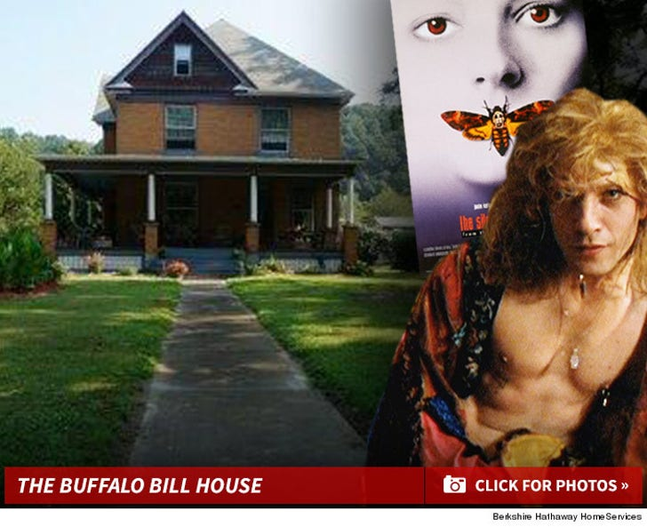 'Silence of the Lambs' House -- For $ALE!