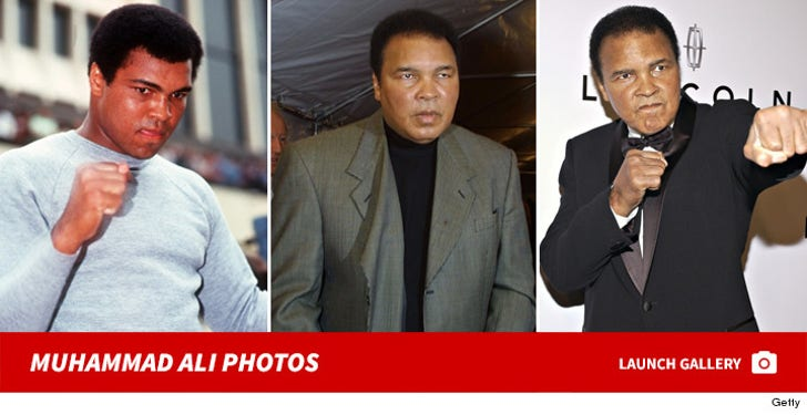 Muhammad Ali Photos