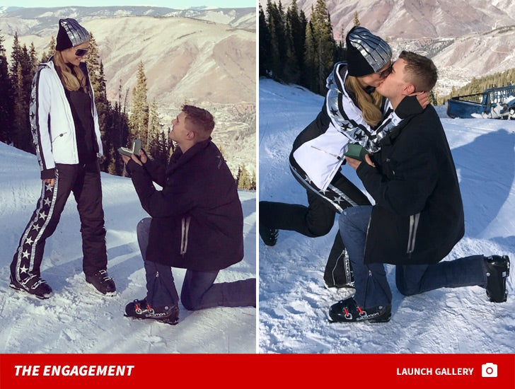 Paris Hilton and Chris Zylka ... Engaged!