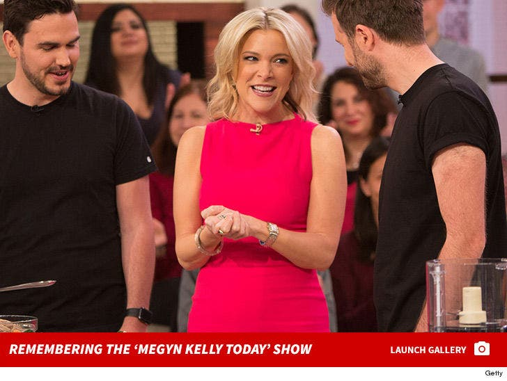 Remembering the 'Megyn Kelly TODAY' Show