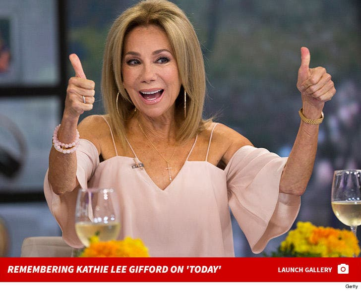 Remembering Kathie Lee Gifford on 'Today'