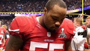 49ers Star Ahmad Brooks -- Pleads Not Guilty ... In Sexual Battery Case