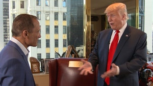 Donald Trump -- Stake in 'Apprentice' Continues … But So What? (VIDEO)