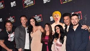 'Jersey Shore' Reunion: Sammi Sweetheart Returns As Sex Doll