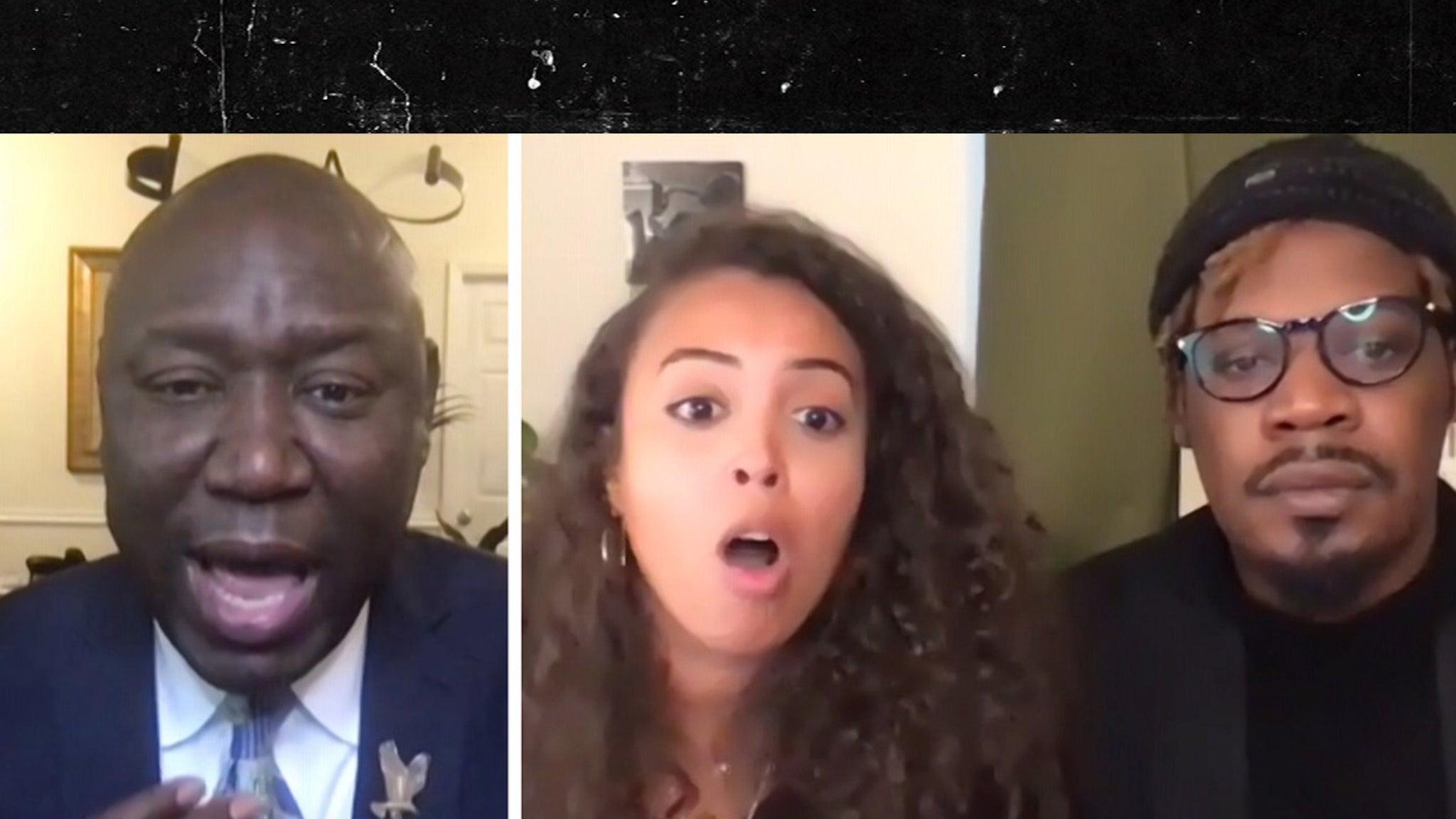 Родители Бен Крампа и Кейона Харролда-младшего называют расовую несправедливость после ареста Сохо 'Карен'