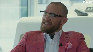Conor McGregor Doesn't Shut Down Jake Paul Fight, 'We'll See What Happens'