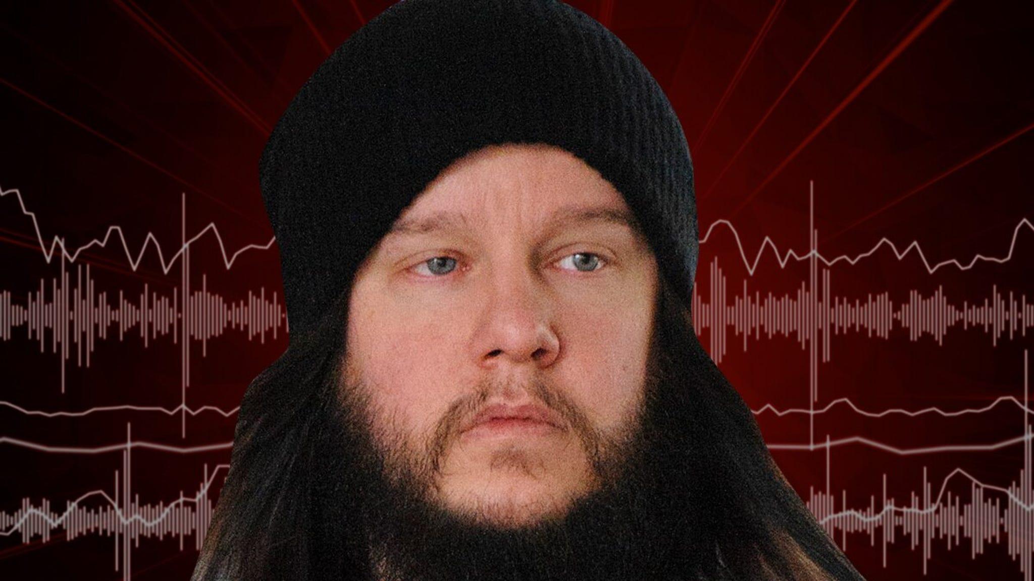 Former Slipknot Drummer Joey Jordison Death, Emotional 911 Call thumbnail