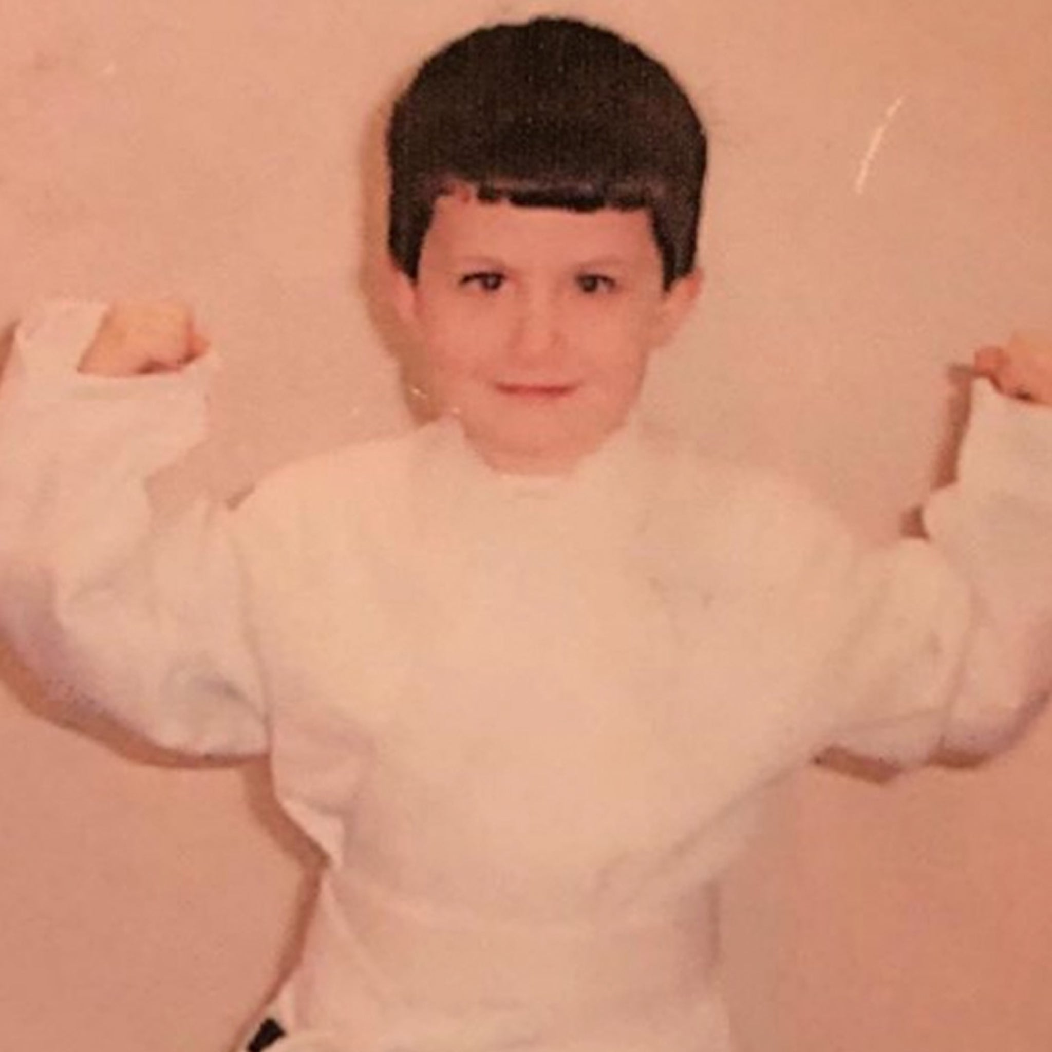 Guess Who This Karate Kid Turned Into!