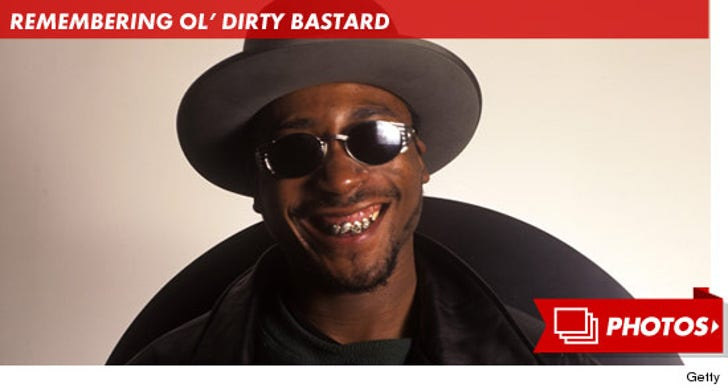 Remembering Ol' Dirty Bastard