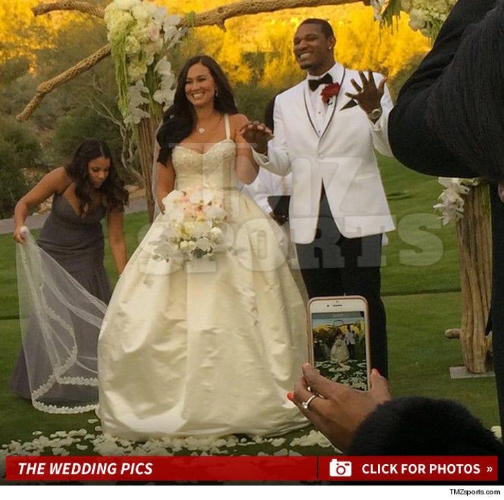 Adam Jones -- The Wedding Pics
