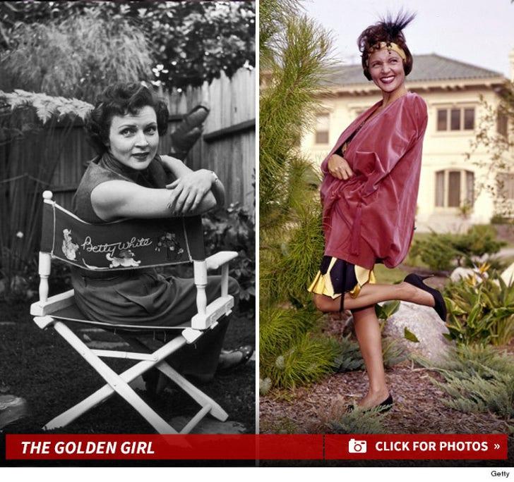Betty White -- The Golden Girl