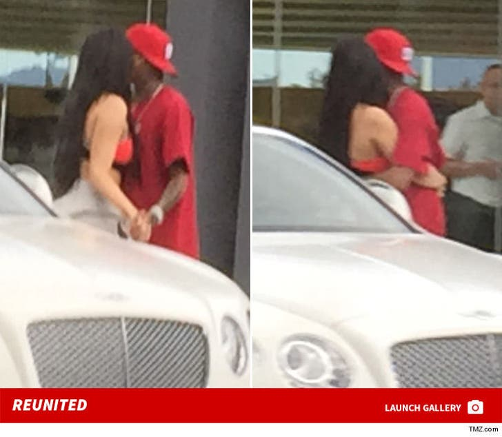 Kylie Jenner, Tyga -- In Case There Was Any Doubt ...