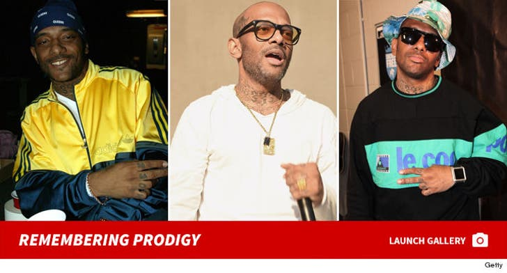 Remembering Prodigy of Mobb Deep