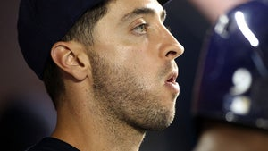 Ryan Braun -- MLB Star SUSPENDED for Season Over Juicing Allegations