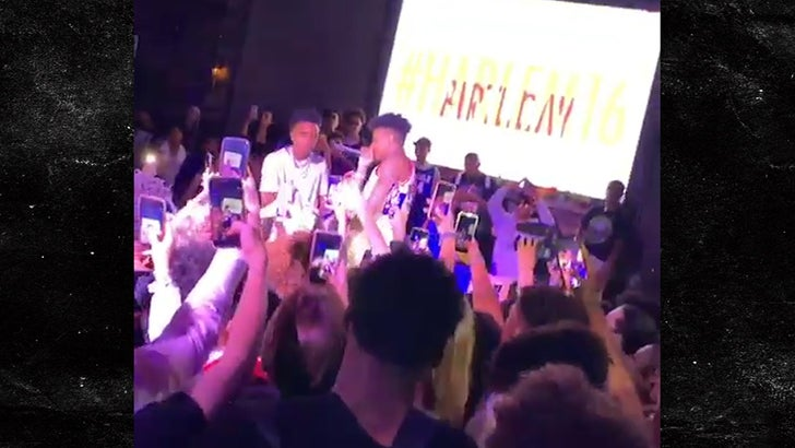 The Game Throws Epic 16th Birthday Party For His Son