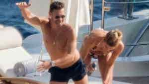 Ryan Seacrest Back Together with Shayna Taylor on Italian Vacay
