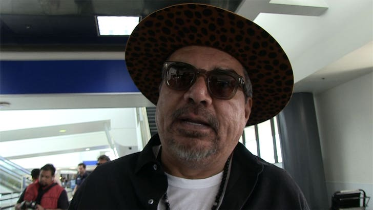 George Lopez Says Battery Acid Attack Is Tearing America Further Apart