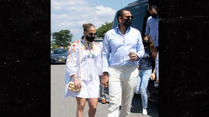 Jennifer Lopez and Alex Rodriguez Tour Citi Field As Part of Plan to Buy NY Mets