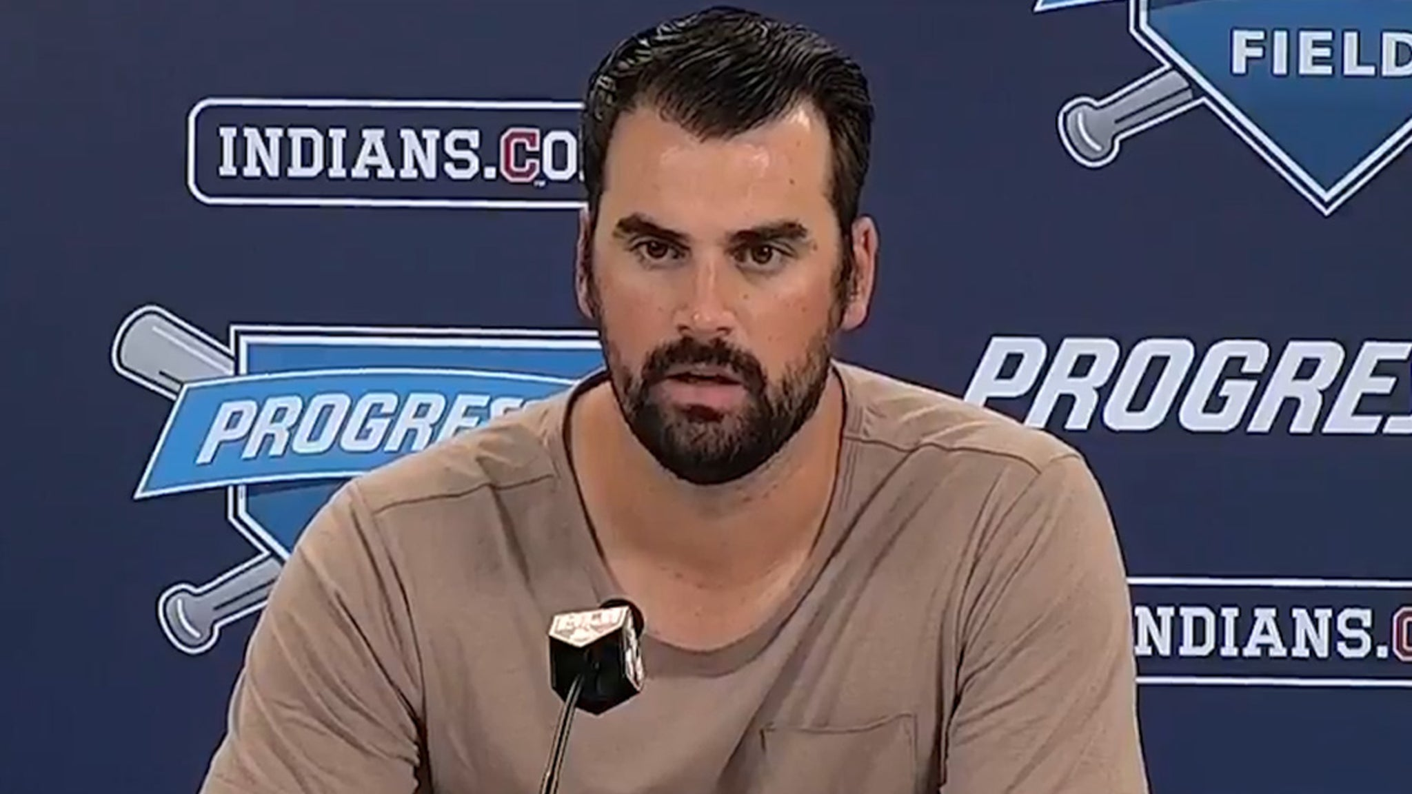 Indians' Adam Plutko Rips Teammates For Chicago Partying ... 'They Lied To Us'