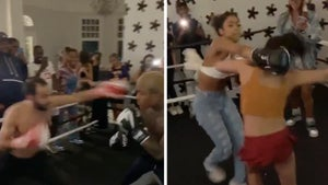 Jake Paul's Raided Home Hosts Sloppy Boxing Match, COVID Nightmare!
