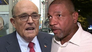 Rudy Giuliani Rips Doc Rivers, You're Misleading Black People About Cops!