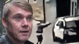 Ricky Schroder Donates $11,111 to Deputies Injured in Compton Shooting