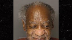 Bill Cosby Cracks Smile in His Latest Mug Shot
